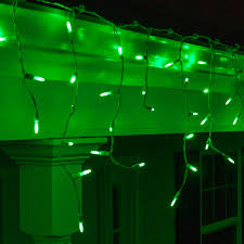 led lights 70 m5 green led icicle lights