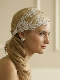wedding headbands lace headband