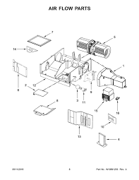 wmh31017fw0 whirlpool corporation appliance parts