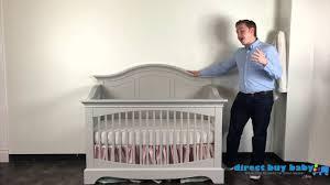 Pali Imperia Crib Cristallo Diamante Pali Baby Furniture News On Pali Cribs Pali