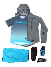 bike windbreaker jacket 2016 dainese altitune apparel and armoform knee pads u2013 atmo lite