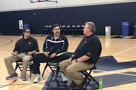 pardon my take kicks off grit week with a visit to morgantown and