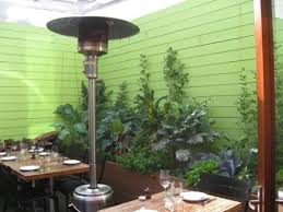 Restaurant Patio Heaters by Outdoor Dining The Best Hidden Patios In The City 7x7 Bay Area