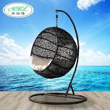 Indoor Hammock Chair Balcony Nest Basket Indoor Hammock Chair Lounger Outdoor