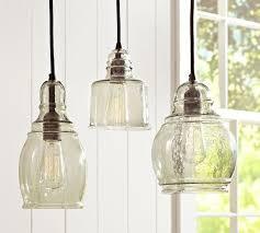 amazing of glass kitchen pendant lights glass pendant lights for
