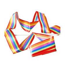 ribbon sticks buy children colorful gymnastic ribbons rock ribbon sticks