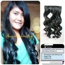 harga hair clip jual hair clip human hair jakarta indian remy hair