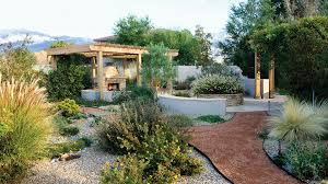 Drought Friendly Landscaping by Landscaping Without Grass Sunset