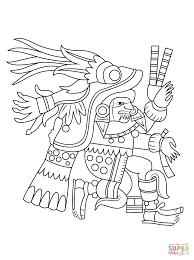aztec coloring pages getcoloringpages com