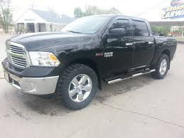 2013 dodge ram 1500 tires 35x12 5r20 federal mt tires on truck