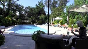 introduction to hotel mas de chastelas st tropez france youtube