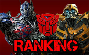 the transformers ranking the transformers movies from worst to best youtube