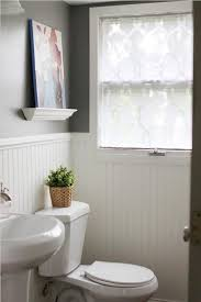 curtains bathroom window ideas 15 uses for tension rods youve never thought of apartment