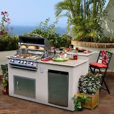 l shape grill island small bar outdoor fireplace gas bbq grill
