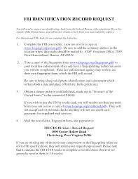 best ideas of fingerprint examiner cover letter how to start an