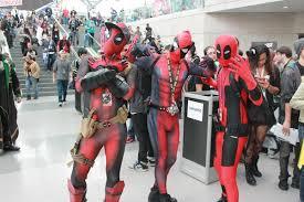 Halloween Costumes Deadpool Geeky Halloween Costumes Popular