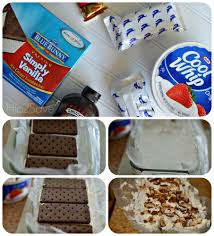 super easy ice cream sandwich cake recipe cake recipes and