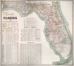 Fl East Coast Map Samsula History Florida Maps Roads U0026 Rails