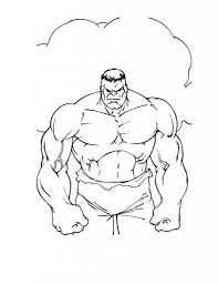 shorts coloring page coloring pages with hulk coloring page