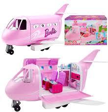 blue barbie jeep mattell dmr53 barbie glamour vacation jet ebay