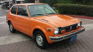 Civic 1980 Vitamin C 1974 Honda Civic