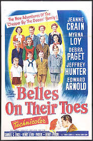 belles on their toes film wikipedia