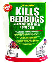 Powder That Kills Bed Bugs Amazon Com Jt Eaton 203 4bg Bedbug And Crawling Insect Powder