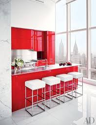 Best  Red Cabinets Ideas On Pinterest Red Kitchen Cabinets - Red lacquer kitchen cabinets