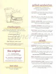 Simi Valley Map The Habit Menu Simi Valley Dineries
