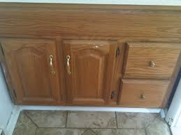 staining cabinets similiar darker staining kitchen cabinets before