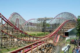 Texas Giant Six Flags New Texas Giant Roller Coaster Guide To Six Flags Over Texas
