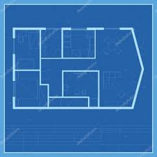 floor plan blueprint blueprint vs floor plan modern house