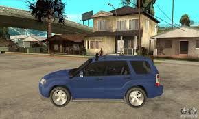 2005 subaru forester subaru forester 2005 for gta san andreas