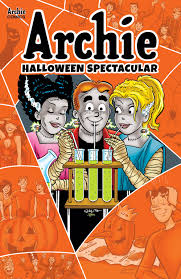 kelly and michael halloween 2017 get a sneak peek at the archie comics solicitations for october