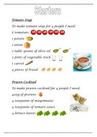 ks3 proportions recipe ingedients by alex1607 teaching