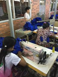 garment factory productivity and hr training business innovation