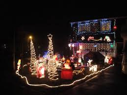 Christmas Home Decoration Pic File Newport Furrlongs Bottom House Christmas Decorations 2010 Jpg
