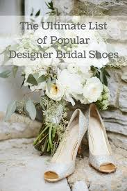 wedding shoes manila the ultimate list of popular designer bridal shoes