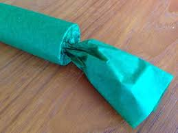 christmas cracker present wrapping my kid craft