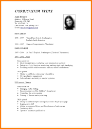 format on how to make a resume 10 how to make cv for pdf applicationleter