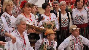 moldovan traditions highlighted at international folk festival