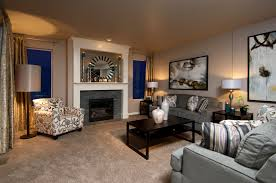 model home interior design two steps for your home