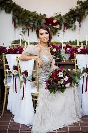 30 luxe and glam winter wedding ideas weddingomania