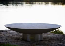 Stainless Steel Firepit Vita Stainless Steel Pit By Pit