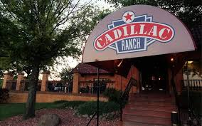 after 25 years cadillac ranch will line