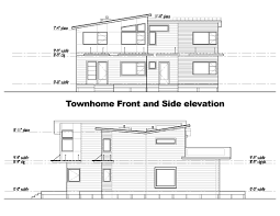 Townhome Plans Free Eco Friendly House Plans Project Appleton Living Breakfast