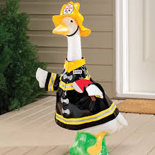 firefighter goose zoom goosey firefighters