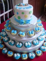 baby boy shower cupcakes baby shower cakes cakes and cupcakes for baby shower