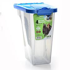 Food Container Storage Pet Food Container 4lb Dog Food Storage Petcarerx