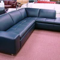 Light Blue Leather Sectional Sofa Awesome Blue Leather Sectional Gallery Liltigertoo